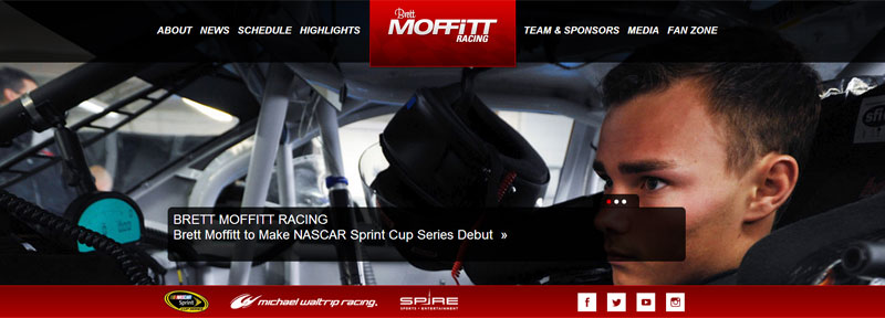 New Look for Sprint Cup Debut